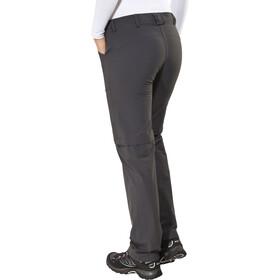 High Colorado Chur-2 Trekking Pants Zip Off Women, anthracite